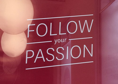 Xero Poster - Follow your Passion